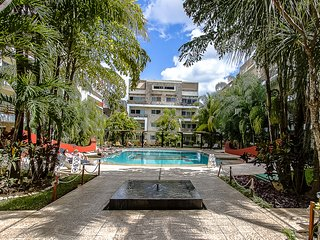 APARTMENT FOR 6 + Friends+POOL+%off=PLAYA DEL CARMEN!! Sabbia D204