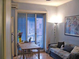 Cozy apartment near zona Tortona and Navigli