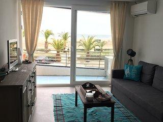 Precioso apartamento con vistas al mar