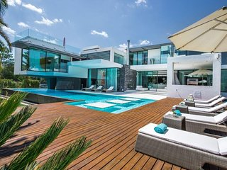 VILLA O.R. - Spectacular contemporary villa in Quinta Verde in Quinta do Lago