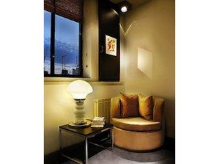 Designer Suite At BA's Top Members Club