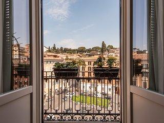 Spanish Steps Family Apartment