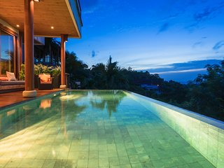 Thai-style Sea View Villa in Surin