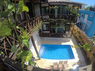 Alicat Villas Naranja: Luxury Villa in Eco-Complex with Pool in Tulum Mexico!