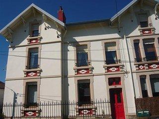 L'Enchantraine : gite de France 4 Epis a 5 minutes du centre-ville d'Epinal