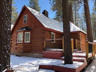 Breezy Bear Cabin, Cozy! Free WiFi! Pet Friendly!