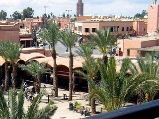 Privatisé Petit Riad Marrakech