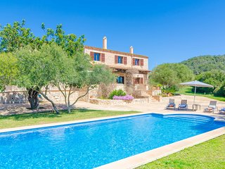 FINCA CALMA - Villa for 8 people in Son Servera