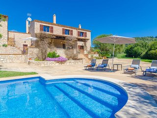 FINCA CALMA (SES MORRIONES) - Villa for 8 people in Son Servera
