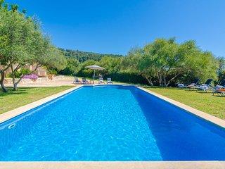 SES MORRIONES - Villa for 8 people in Arta