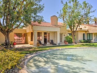 NEW! Updated La Quinta Resort Home w/ Courtyard!