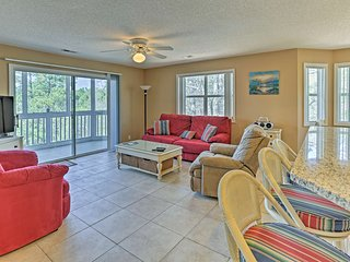 NEW! Southport Resort Condo w/ Pool & Beach Access