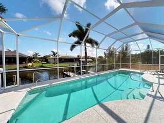 Calling all Water Lovers! Large Family Home w/ Gulf Access Canal, Boat Dock, Hea