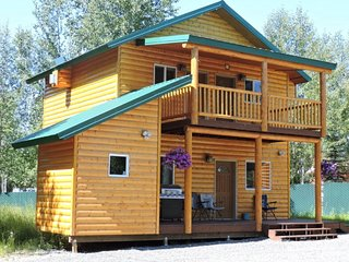 River Rock Lodge - Bear Cabin