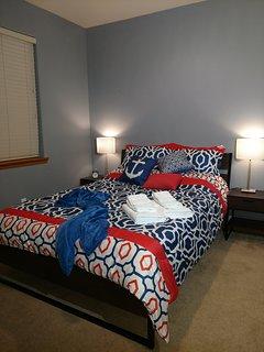 Bedroom one - Main level