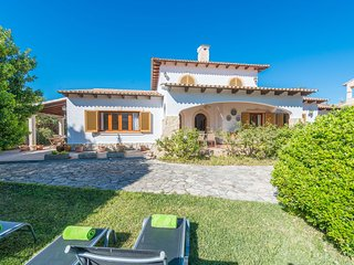NEPTU - Chalet for 6 people in Playa de Muro