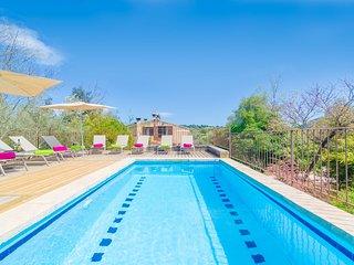 CAN TONI DE SA BOGURA - Villa for 10 people in Sant Llorenc des Cardassar