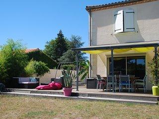 Grande maison familiale entre Bordeaux et l'ocean