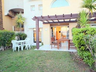Cap Esterel village : 3 pièces jardin lave linge C4 - 89la