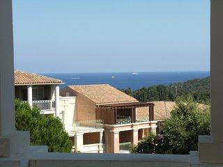Cap Esterel Village - studio mer G2 terrasse couverte - 256la