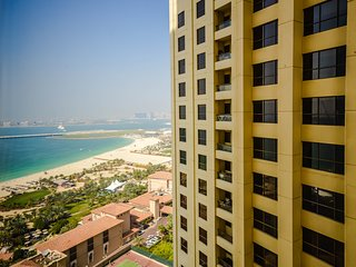 Wondrous 3 Bed Apartment in JBR with Sea View