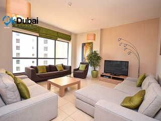 Spacious 3 Bedroom Apartment in JBR