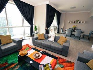 Wonderful 2 Bedroom with Amazing Views