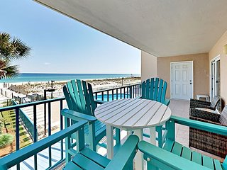 Surfside Shores 1203 - 2nd floor Gulf-Front Summer Dates Available