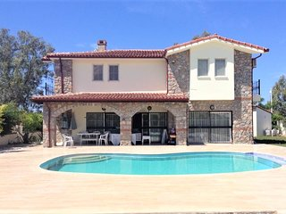 Villa Sofia is a large luxury Villa in Calis with a privately maintained pool