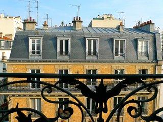 Chambre Paris rive gauche