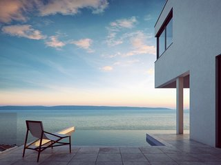 Luxury sea view villa complex, Ciovo island