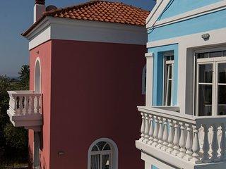 Villa Calliope, 2 bedrooms, Limenaria, Thassos