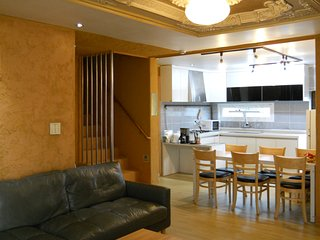 rooftop/hwangto 4br(210sqm)mokdong rodeo/subway