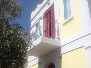 Villa Clio, 3 bedrooms, Limenaria, Thassos