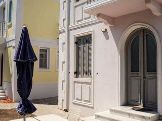 Villa Thalia, 3 bedrooms, Limenaria, Thassos