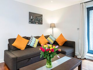 London's Regent's Park & Euston 2 Bed 2 Bath apartment with Free WiFi