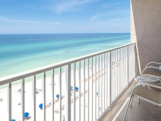 Panama City Beach Shorefront 2 BR Getaway