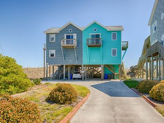 Island Drive 4004 Oceanfront! | Internet, Pet Friendly, Linens Provided