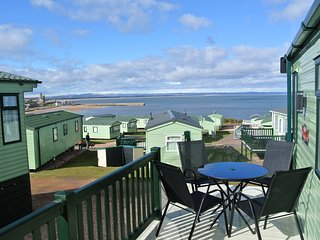 New self-catering holiday home ideally situated overlooking St Andrews