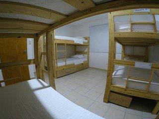 Habitaciones Compartidas en San Andres Islas: Hostal Palo Alto