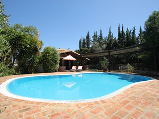 3 bedroom villa with private pool and free wi-fi in peaceful location