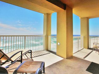 Panama City Beach Resort 3 bed + bunk 50% off special ask owner for details