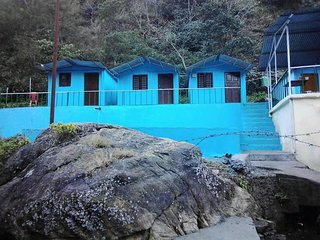 Riverside Cootage,Yamuna River,Mussoorie