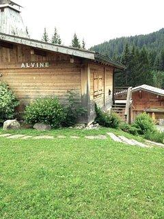 Alvine Apartment, Megeve
