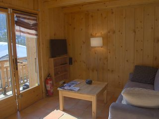 Cosy apartment located 600m from the slopes