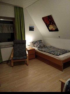 Room No. 2 in Monteurwohnung Borken