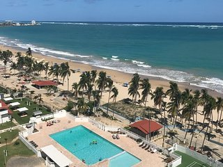 Luxury Ocean Front Condo located in Isla Verde