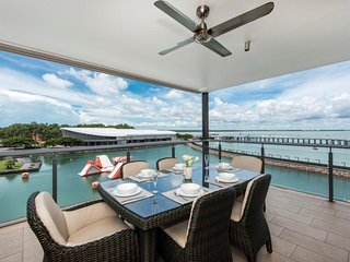 Darwin Waterfront Penthouses - 3 Bedroom with Views - Sleeps 7