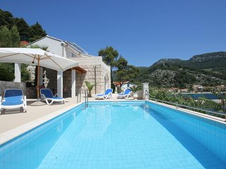 Two bedroom apartment Trstenik, Peljesac (A-11081-a)