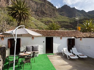 Masca with garden and free WIFI